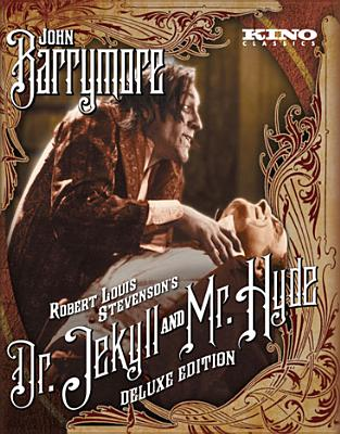 DR. JEKYLL AND MR. HYDE (DE) BY BARRYMORE,JOHN (Blu-Ray)