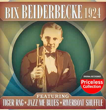 1924 BY BEIDERBECKE,BIX (CD)
