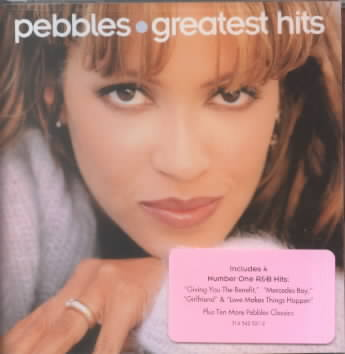 GREATEST HITS BY PEBBLES (CD)